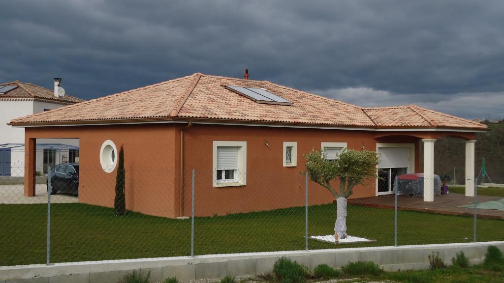 Les maisons du groupe constructeur de maisons individuelles for Maison a batir plain pied